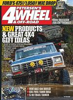 4 Wheel and Off Road Magazine Cover