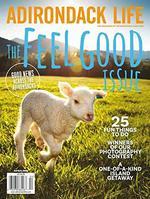 Adirondack Life Magazine Cover