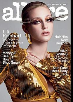 Allure Magazine Cover