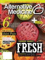 Alternative Medicine Magazine Cover