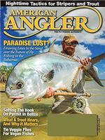 American Angler Magazine Cover