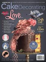 American Cake Decorating Magazine Cover