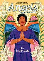 Angels on Earth Magazine Cover