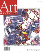 Art and Antiques Magazine Cover