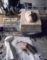 Art in America Magazine Cover