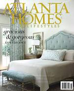 Atlanta Homes and Lifestyles Magazine Cover