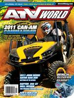 Atv World Magazine Cover
