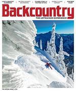 Backcountry Magazine Cover