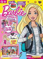 Barbie Magazine Cover