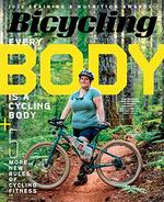 Bicycling Magazine Cover