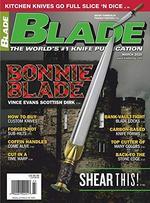 Blade Magazine Cover