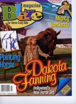 Blaze Magazine Cover