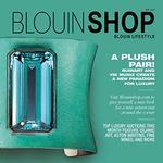 BLOUIN Lifestyle Magazine Cover