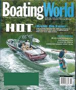 Boating World Magazine Cover