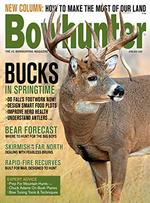 Bowhunter Magazine Cover