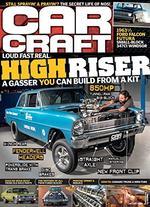 Car Craft Magazine Cover