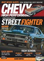 Chevy High Performance Magazine Cover