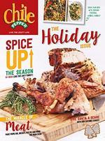Chile Pepper Magazine Cover