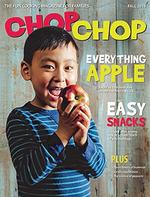 Chopchop Magazine Cover