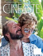 Cineaste Magazine Cover