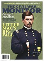 Civil War Monitor Magazine Cover