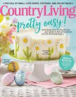 Country Living Magazine Cover