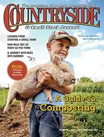Countryside and Small Stock Journal Magazine Cover