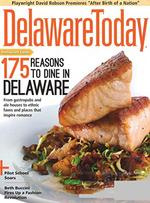 Delaware Today Magazine Cover