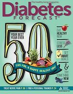 Diabetes Forecast Magazine Cover
