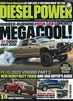 Diesel Power Magazine Cover
