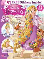 Disney Princess Magazine Cover