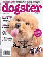Dogster Magazine Cover
