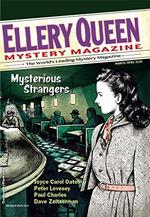 Ellery Queens Mystery Magazine Cover