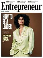 Entrepreneur Magazine Cover