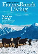 Farm and Ranch Living Magazine Cover