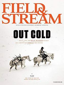 Field and Stream Magazine Cover