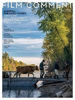 Film Comment Magazine Cover