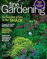 Fine Gardening Magazine Cover