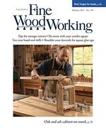 Fine Woodworking Magazine Cover