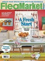 Flea Market Decor Magazine Cover