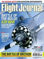 Flight Journal Magazine Cover