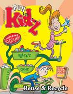 Fun for Kidz Magazine Cover