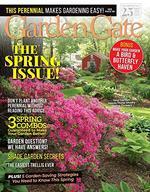 Garden Gate Magazine Cover