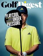 Golf Digest Magazine Cover