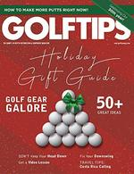 Golf Tips Magazine Cover