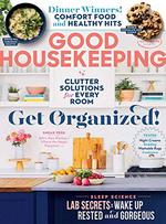 Good Housekeeping Magazine Cover