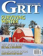 Grit Magazine Cover