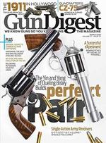 Gun Digest Magazine Cover