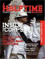 Halftime Magazine Cover