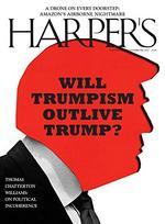 Harper's Magazine Cover